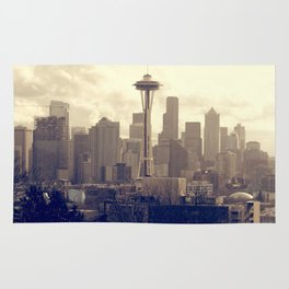 Seattle Sky Rug