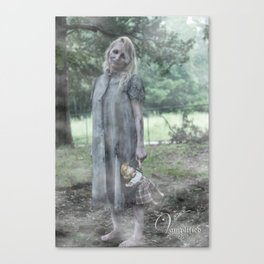"""VAMPLIFIED """"Apparition"""" Canvas Print"""