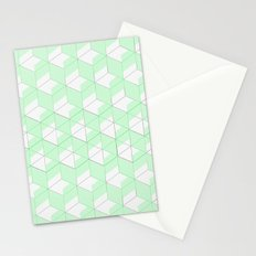 Mint Crush Stationery Cards