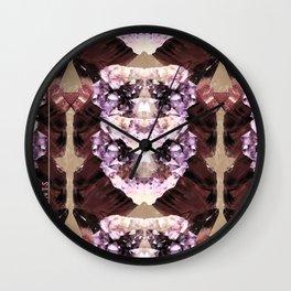 Mira Minerals Wall Clock