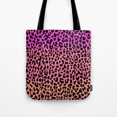 Hot Leopard Tote Bag