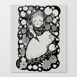 DREAM WITCH Canvas Print