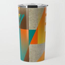 SUMMIT | orange Travel Mug