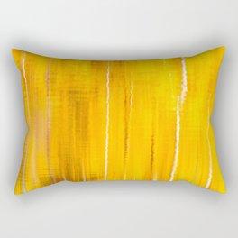 Autumn colors reflecting on the lake surface #decor #society6 #buyart Rectangular Pillow