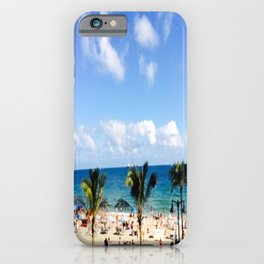 FT, Lauderdale iPhone Case