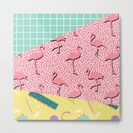 Dreaming 80s #society6 #decor #buyart Metal Print