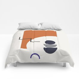 Abstract Shapes - Autumn Comforters