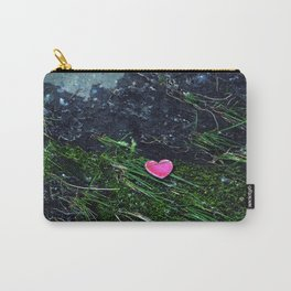 discarded heart Carry-All Pouch