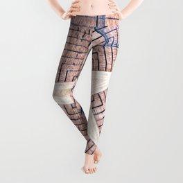 Bamboo Star Leggings