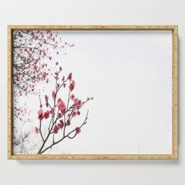 Blossom Serving Tray