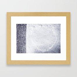 Fecundación / Conception Framed Art Print