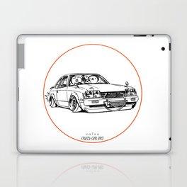 Crazy Car Art 0208 Laptop & iPad Skin