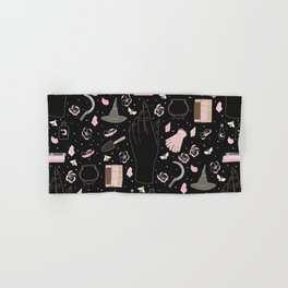 Cherry Blossom - Floral Witch Starter Kit Hand & Bath Towel