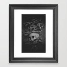 Sedlec Framed Art Print