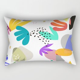 MATISSE ABSTRACT CUTOUTS Rectangular Pillow