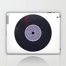 Vinyl Record Star Sign Art | Sagittarius Laptop & iPad Skin