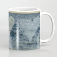 hearts Mugs featuring Hearts by Pure Nature Photos