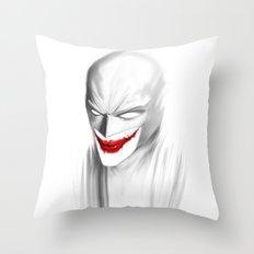 NEMESIS Throw Pillow