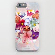 Always Flowers iPhone 6s Slim Case