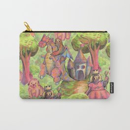 sloths kingdom Carry-All Pouch