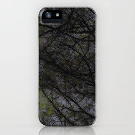 TREE 3 iPhone Case