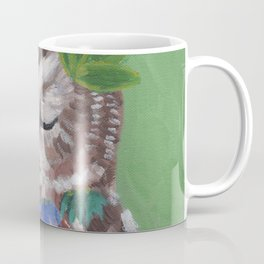 What Does the Owl Dream? Coffee Mug