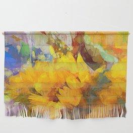 Sunflower 2018 Wall Hanging
