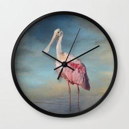 Call Me Rosy Wall Clock