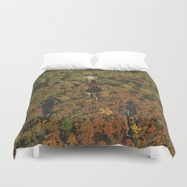 Autumn is coming Duvet Cover