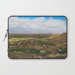 Troon Golf Course Laptop Sleeve