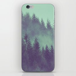 Adventure Awaits Forest iPhone Skin
