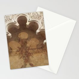Arches of Alhambra | Granada Spain travel photography | Travel Art Stationery Cards