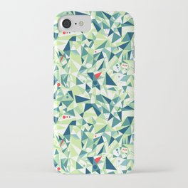 Moment Pattern iPhone Case