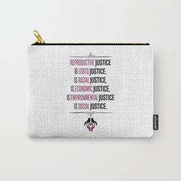 Justice Carry-All Pouch