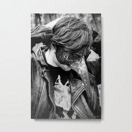 Shallow Metal Print