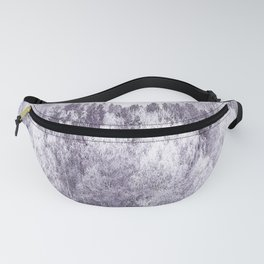 Captivating landscape - beautiful forest in winter colors Fanny Pack