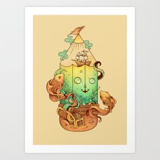 Joy of Creativity Art Print