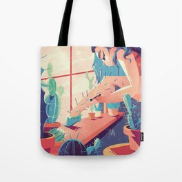 Prickly Situation Tote Bag
