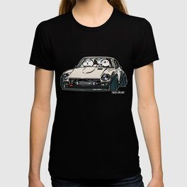 Crazy Car Art 0155 T-shirt
