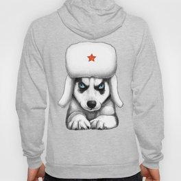 Siberian husky Hoody