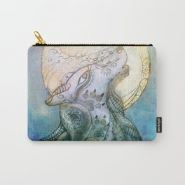 Lunar Wolf Carry-All Pouch