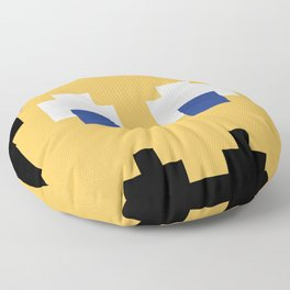8-Bits & Pieces - Clyde Floor Pillow