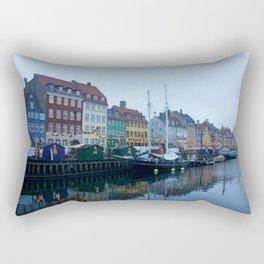 Nyhavn Copenhagen 2 Rectangular Pillow