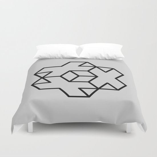 Positive Duvet Cover