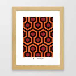 The Shining by Adam Armstrong Framed Art Print
