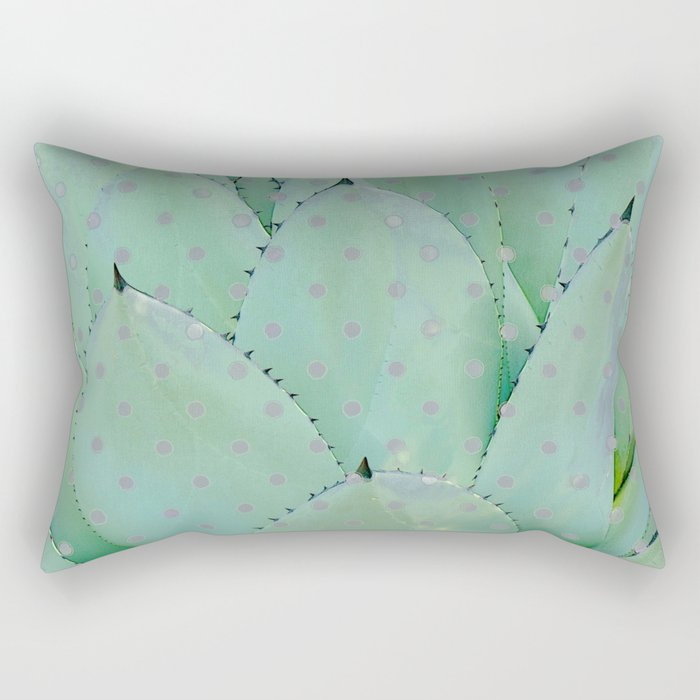 Sweetest Agave Rectangular Pillow