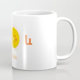 Sun - Arev Coffee Mug