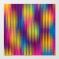 Color Chaos  Canvas Print