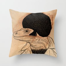 Komo'fo Dragon Throw Pillow