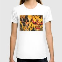carnival T-shirts featuring Carnival by Trevor Jolley